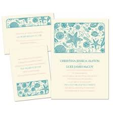beachy wedding invitations wedding invitations s bridal bargains