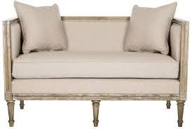 fox6237b loveseats settees furniture by safavieh