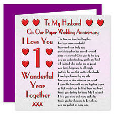 1st wedding anniversary ebay