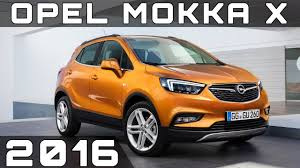 opel mokka price 2016 opel mokka x review youtube