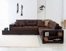 Microfiber Contemporary Sofa Modern Microfiber Sectional Sofa Foter