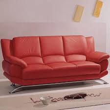 Best Sectional Sofas by Fabulous Red Leather Sleeper Sofa Best Images About Best Sectional