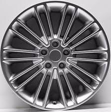 rims for 2014 ford fusion 18 ford fusion titanium black chrome wheels rims tires factory