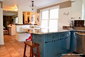 Painting Kitchen Cabinets Blue by Painting Cabinet Doors