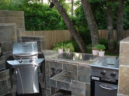 outdoor kitchen faucet kitchen amazing outdoor kitchen design plans with grey tile