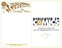 superman the wedding album recalled comics dc s rrp comics