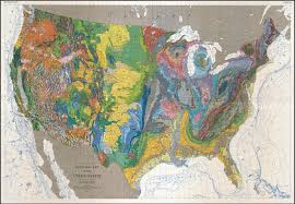 map us geological survey united states geologic map 3 geological map of the u s