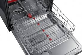Samsung Water Wall Dishwasher Dishwasher Review Samsung 24 Inch Built In Top Control Dishwasher