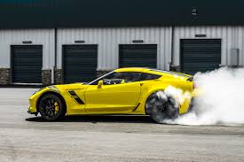 corvette clutch burnout a more powerful car is not always a better one automobile magazine
