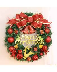 sale balls wreath door wall ornament garland