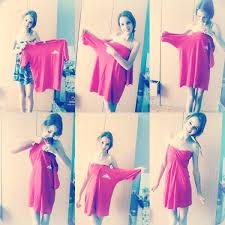 how to make a big t shirt into a dress todaysmama com t shirt