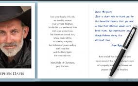 prayer cards for funerals prayer cardsmemorial funeral stationery memorial