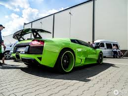Lamborghini Murcielago Green - lamborghini murciélago lp640 26 february 2017 autogespot