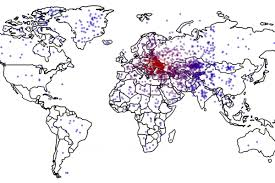 Map Ukraine The Worse You Are At Finding Ukraine On A Map The Likelier You