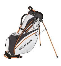 amazon com wilson staff nexus carry golf bag black sports