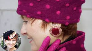 hats are fascinating items of clothing for women over 60 video