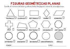 figuras geometricas todas poster a3 y actividades para trabajar las figuras geométricas planas