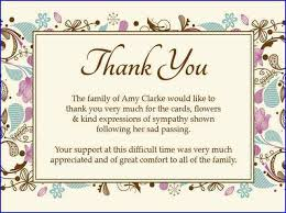 thank you for funeral flowers thank you notes for funeral flowers home design ideas