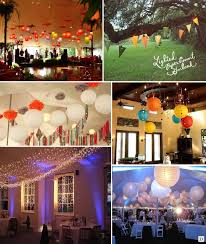 lanterne chinoise mariage idees decoration salle mariage