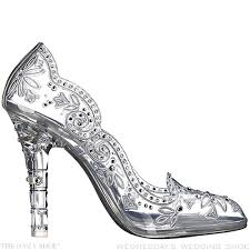 wedding shoes daily the daily shoe wednesday s wedding shoe cinderella s slipper