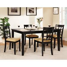 black dining room table set best 25 black dining table set ideas on farmhouse