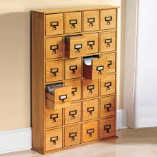 storage cabinet with drawers library style cd storage cabinet with 24 drawers holds 288 cds at