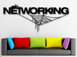 office 37 networking internet creative office wall art spider