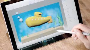 microsoft u0027s paint 3d for the windows 10 creator u0027s update youtube