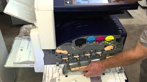 replace xerox workcentre drum cartridge 7425 7428 7435 7525