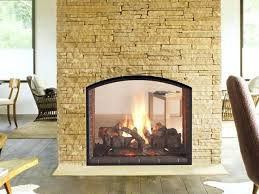 natural gas fireplaces canada escape see through gas fireplace ventless natural gas fireplace canada