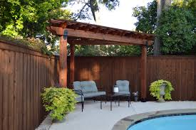 Swing Pergola by How To Build A Porch Pergola With Free Step By Step Instructions