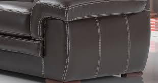 canapé cuir de buffle 3 places varese salon 3 2 cuir buffle premium personnalisable sur univers du cuir