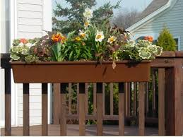 amazing fence planters with lasiroc pictures gallery fence hanging