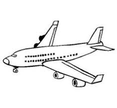airplane coloring pages free printable u0026w pictures airplanes