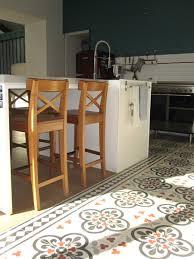 carrelage vintage cuisine raccord carrelage bois diy déco carrelage