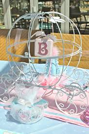 Cinderella Carriage Centerpieces by 16 Best Diy Name Centerpieces Images On Pinterest Birthday Party