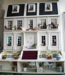 Little Darlings Dollhouses Customized Newport by Newport Dollhouse Kit Dollhouse Kits Newport And Doll Houses