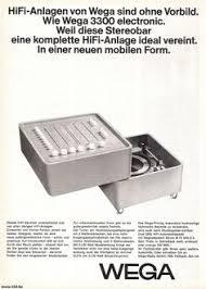 hifi design anlagen 1970s mint vtg orange palladium stereo record player design