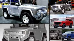 ford bronco 2018 interior ford bronco all years and modifications with reviews msrp