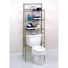 Over The Toilet Bathroom Storage by Cool Space Saver Bathroom Storage Over The Toilet Pictures To Pin