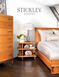 stickley modern collection by stickley issuu