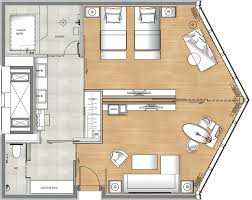 in suite plans deluxe suite floor plan spa ideas room apartments