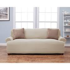 Sofa Protector Home Fashion Designs Lucia Collection Corduroy Form Fit Sofa