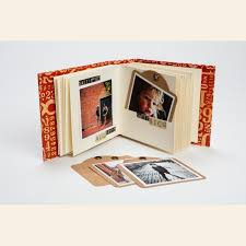 Pocket Photo Album Square Tag U0026 Pocket Album Black Butterfly