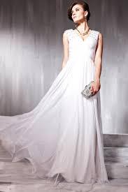 jeweled wedding dresses jeweled infinity sleeveless wedding dress 56606 elliot