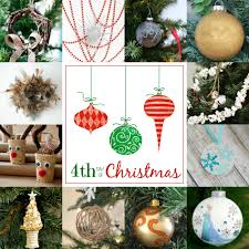 12 days of ornament crafts 2014 it all started with