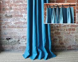 Long Curtains 120 Long Curtains Etsy
