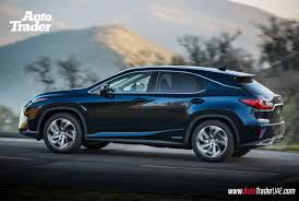 lexus rx for sale uae auto trader uae news lexus rx evolution