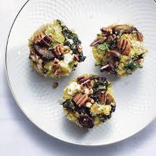 healthy thanksgiving stuffing kale quinoa stuffing recipe myrecipes