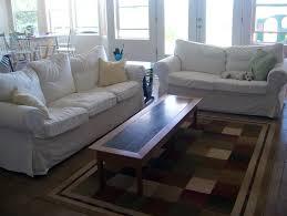 Slipcover Sofa Pottery Barn by Furniture Ikea Ektorp Review For Modern Living Room U2014 Iahrapd2016